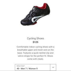 Peloton Cycling Shoes